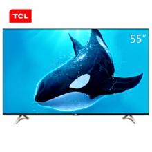 TCL D55A620U 55英寸观影王 4K超高清14核HDR安卓智能液晶电视机