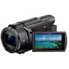 索尼(SONY)高清数码摄像机 FDR-AX60(包、uV保护镜、三脚架、64G内存卡、备用电池)
