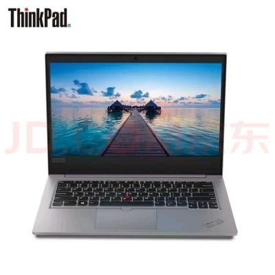 联想(Lenovo)ThinkPad E490 14英寸商务办公笔记本电脑 i5-8265U/8G/1T+128G固态/2G独显(可定制win7)