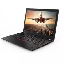 联想ThinkPad X280 12.5英寸商务轻薄便携手提笔记本电脑X280-1UCD I3-7020U/4G/256G可装win7系统