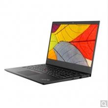 联想ThinkPad E14(2JCD)酷睿版 英特尔酷睿i5 14英寸笔记本电脑(i5-10210U 16G 512GSSD RX640独显 FHD)黑