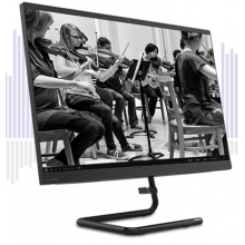 联想(Lenovo)AIO520C 23.8英寸微边框一体机台式电脑