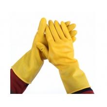 橡胶手套/付