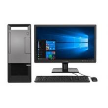 联想T4900V / i5-9400/4G/1T/无光驱/2G独显/Win10/3Y 21.5寸显示器